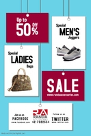 Small Business Sale Flyer template