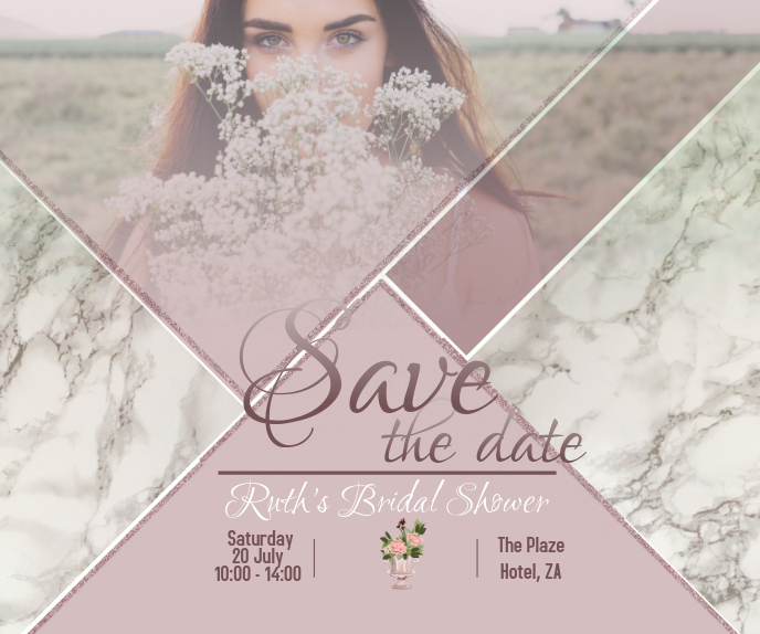 Small Save The Date