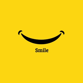 Smile Logo Logotipo template