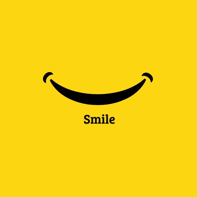 Smile Logo Logotipo template