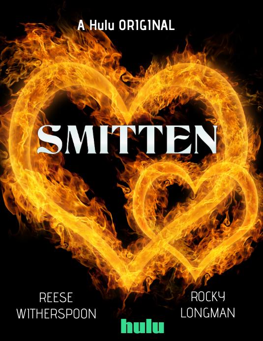 Smitten Folder (US Letter) template