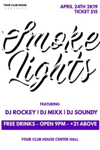 smoke n lights party