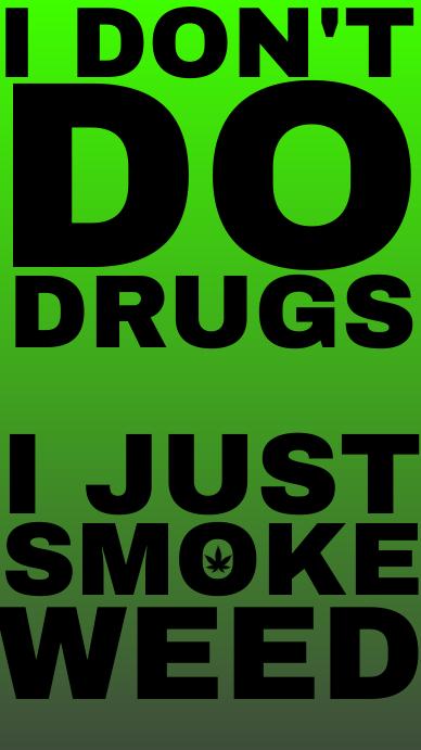 SMOKE WEED QUOTE TEMPLATE Estado de WhatsApp