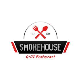 Smokehouse Grill Restaurant Logo
