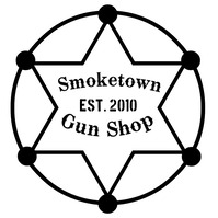 Smoketown Gun Shop Badge LOGO template