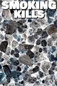 smoking kills - poster template