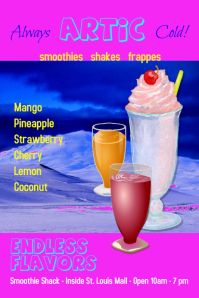 Smoothies/Frapes/Fruits/Drinks/Bar