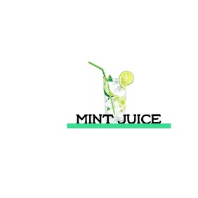 Smoothies juice Logo template