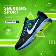 Sneakers 方形(1:1) template