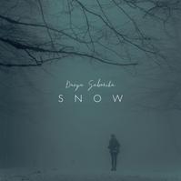Snow Dark CD Cover Art Sampul Album template