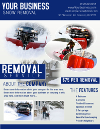 Snow Plowing Flyer Templates Carnavaljmsmusicco - Snow plowing flyer template