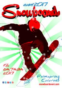 snowboard template
