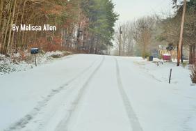 Snowy Roads