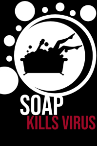 Soap Kills Virus