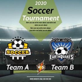 soccer AD DIGITAL VIDEO SOCIAL MEDIA