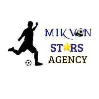 Soccer agency Logo template