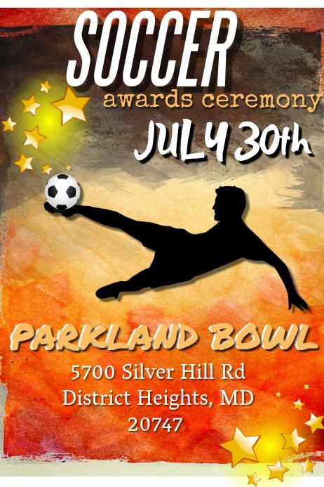 Soccer Awards Ceremony