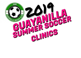 Soccer Camp name promo