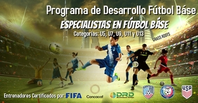 Soccer club promo
