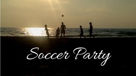soccer Digitale Vertoning (16:9) template