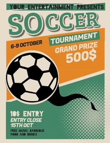 Soccer flyers,Football flyers,Gaming flyers
