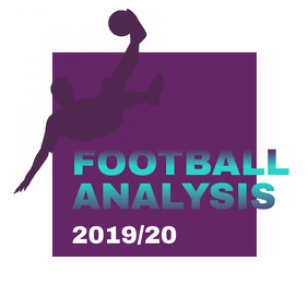 soccer football analysis logo