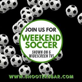 Soccer Football Bar Promo Video