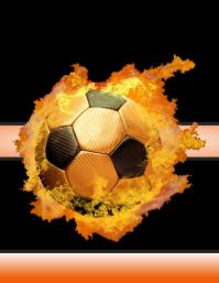 Soccer Futsal Football