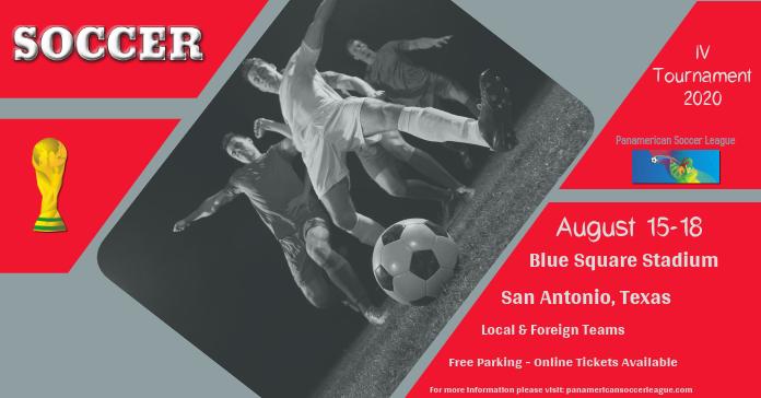 Soccer Team/Futbol/Sport/event postcard