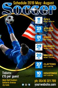 Soccer Team Schedule