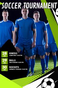 Soccer Tournament Poster