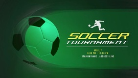 Soccer Tournament Video Ad