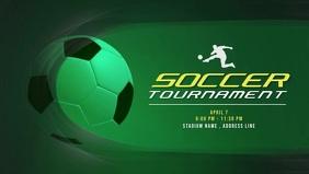 Soccer Tournament Video Ad