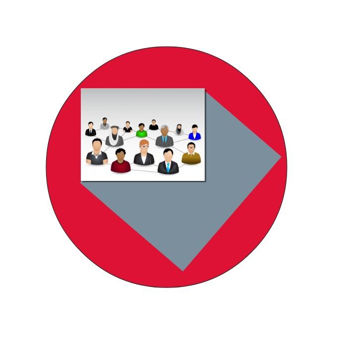 social Logo template