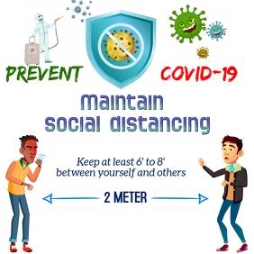 Social Distancing Covid19