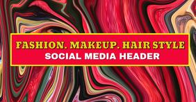 Social media, concert, poster header