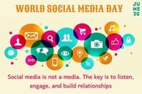 Social Media Etiket template