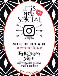Social Media Flyer