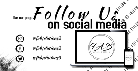 Social media Follow Us