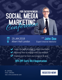 Social Media Marketing Conference for Entrepreneur