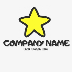Soft star logo tj template