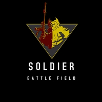 SOLDIER Logo template