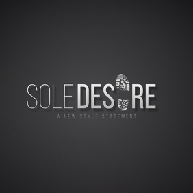 Sole desire shoes brand logo