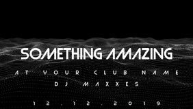 Something Amazing Party Flyer