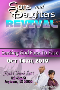 Sons and Daughters Revival