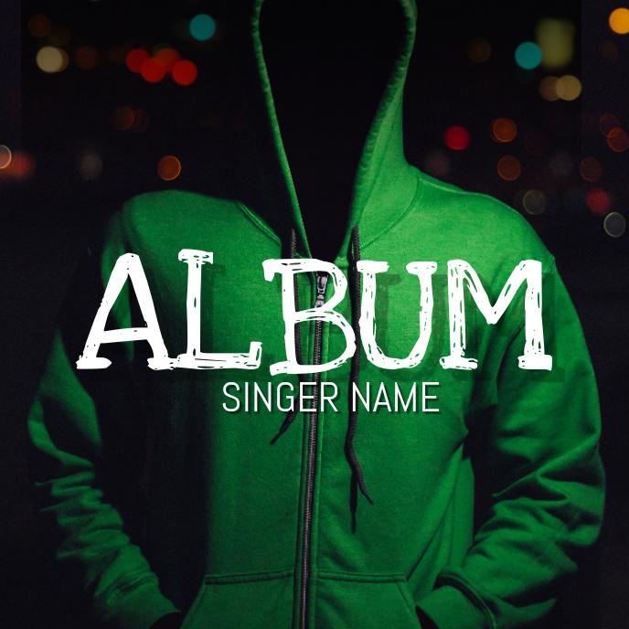 Soul Album Cover Template