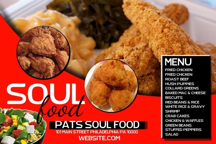 soul food flyers seatle davidjoel co