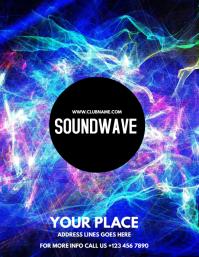 Soundwave Flyer