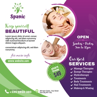Spa & Beauty Care Center Ads