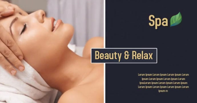 spa AD facebook share TEMPLATE